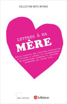 lettre à ma mère