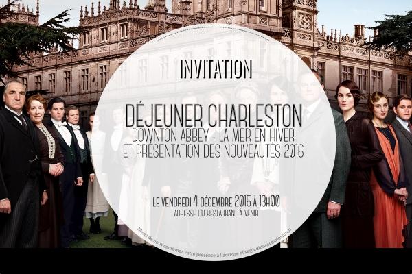 Déjeuner Downton- Invitation (1)
