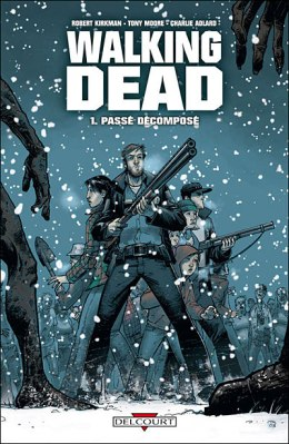 walking dead tome 1