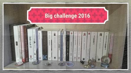 big challenge livraddict 2016