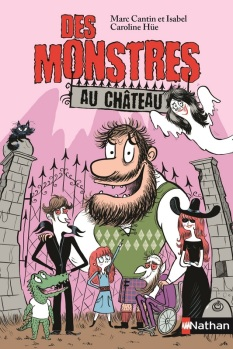 Des monstres au chateau