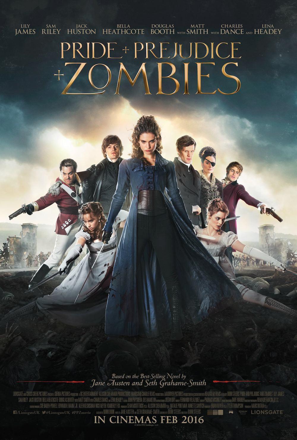 orgueil et préjugés et zombies vf