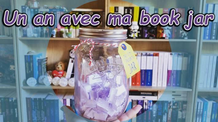 book jar challenge