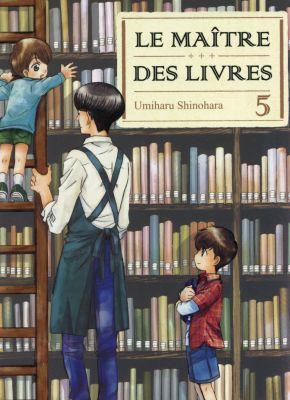Le maitre des livres tome 5