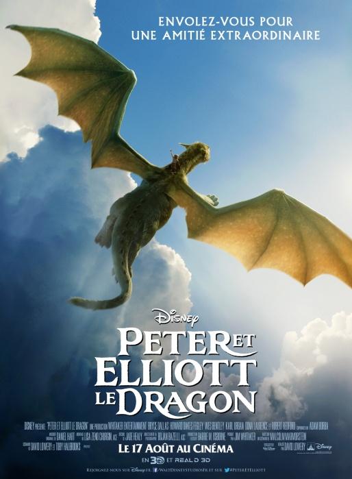 peter et elkiott le dragon