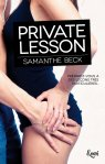 private-lesson