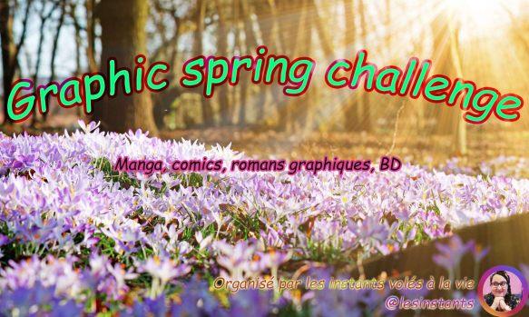 graphic spring challenge